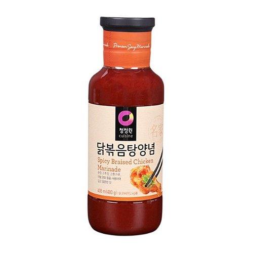Spicy Braised Chicken Marinade, 270g