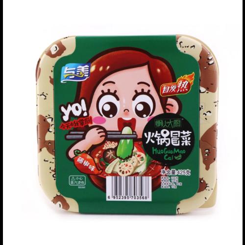 Yumei Instant Hot Pot Vegetarian Prickly Ash, 425g