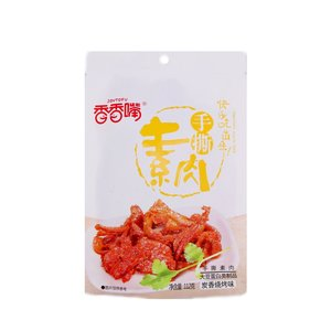Dried Tofu Snack Barbecue Flavor, 112g