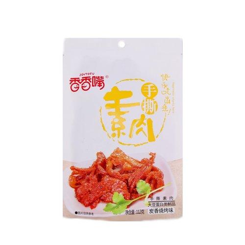 XXZ Dried Tofu Snack Barbecue Flavor, 112g