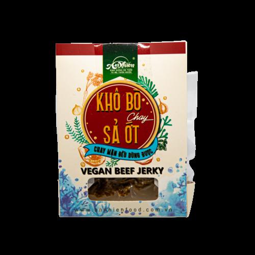 Vegan Beef Jerky, 50g