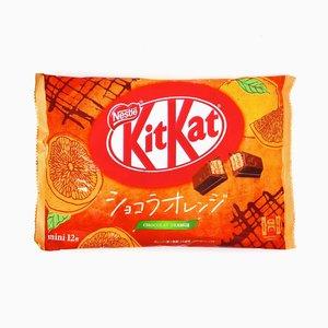 Nestle Kit Kat Chocolate Orange, 99g