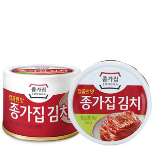 Jongga Mat Kimchi, 160g