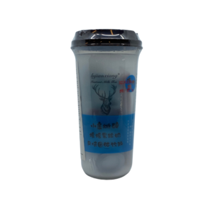 Lujiaoxiang Instant Yellow Peach Drink, 120g