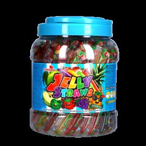 Speshow Jelly Straws Jar, 1400g