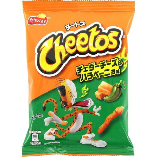 Frito Lay Cheetos Spicy Cheese, 65g