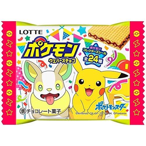 Lotte Pokemon Wafer, 23g