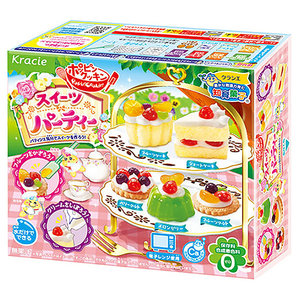 Kracie DIY Popin' Candy Cooking Sweets Party, 29g