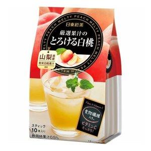 Nittoh Melty White Peach Instant Tea, 95g