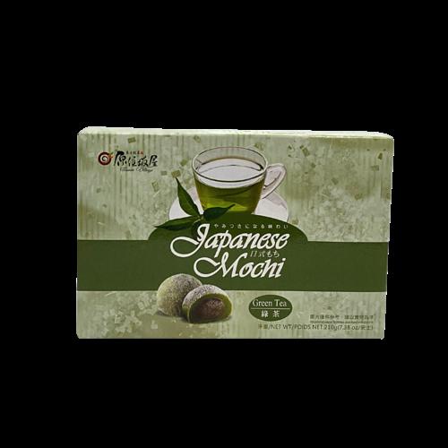 Taiwan Village Green Tea Mochi, 210g
