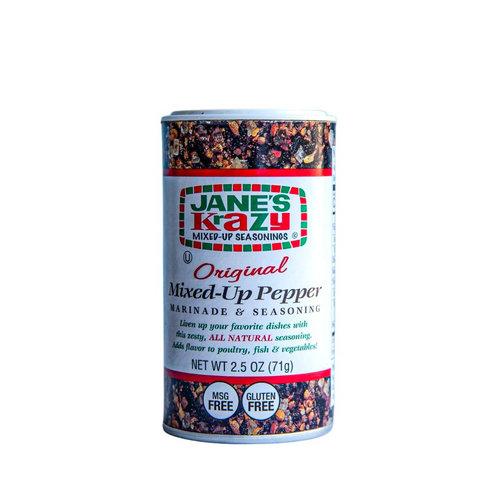Jane's Krazy Mixed-up Pepper, 71g