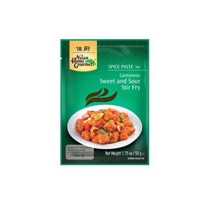 Asian Home Gourmet Sweet and Sour Stir Fry, 50g