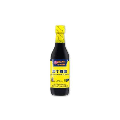 Koon Chun Sweetened Black Vinegar, 500 ml