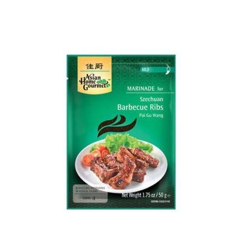 Asian Home Gourmet Szechuan Spicy Spareribs, 50g