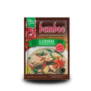 Bamboe Bumbu Lodeh, 54g