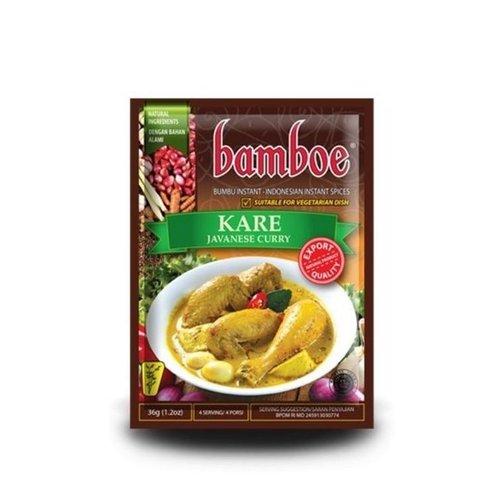 Bamboe Bumbu Kare, 36g