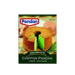 Pandan Chiffon Cake Mix, 400g