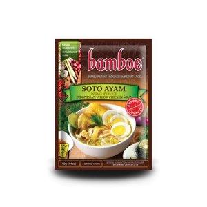 Bamboe Soto Ayam, 40g