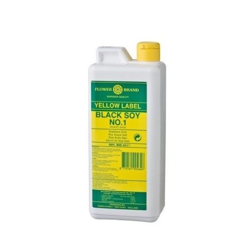 Yellow Label Black Soy, 900ml