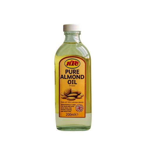 KTC Almond Oil, 200ml