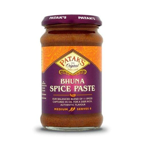 Pataks Bhuna Curry Paste, 283g
