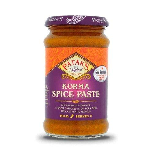 Pataks Korma Curry Paste, 290g