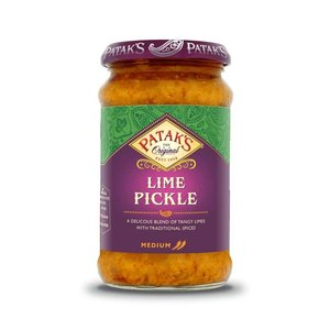 Pataks Lime Pickle, 283g