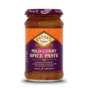 Pataks Mild Curry Paste, 283g