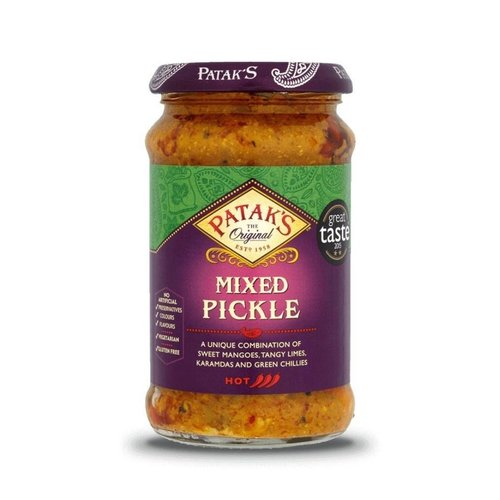 Pataks Mixed Pickle, 283g