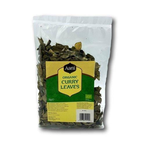 Aani Organic Curry Leaves, 30g