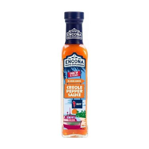 Encona Creole Pepper Sauce, 142ml