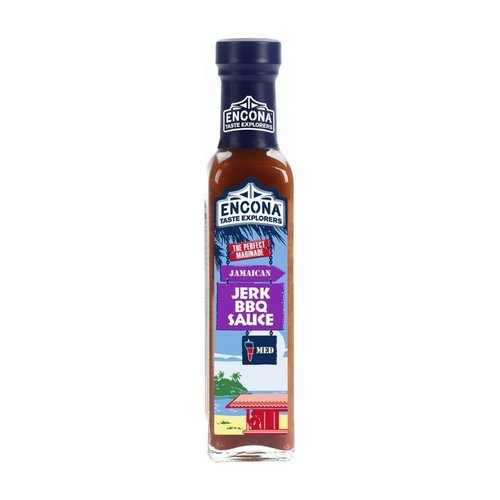 Encona Jamaican Jerk BBQ Sauce, 142ml