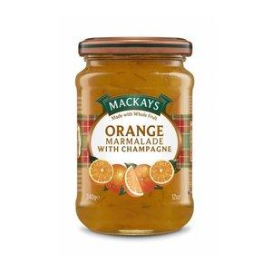 Mackays Orange Marmelade Champagne, 340g