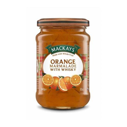 Mackays Orange Marmelade Whisky, 340g
