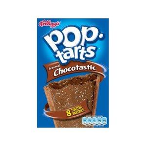Kellogg's Pop Tarts Frosted Chocotastic, 384g