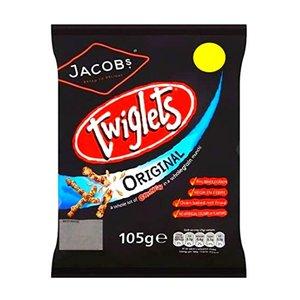 Jacobs Twiglets Original, 105 g