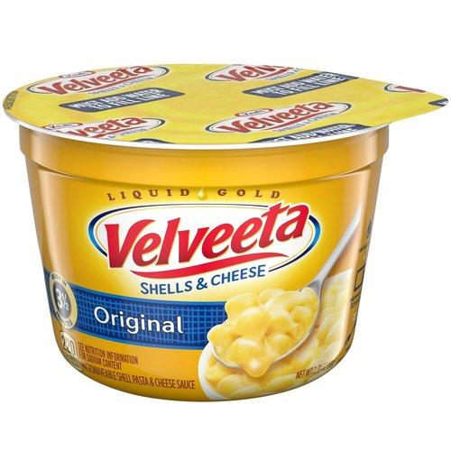 Kraft Velveeta Original Shells & Cheese Cup, 68g