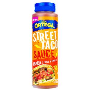Ortega Asada Street Taco Sauce, 226g THT 24-06-21