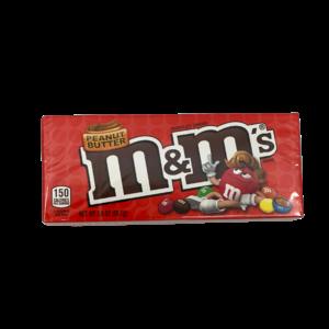 M&M M&M Peanut Butter Theater Box, 85g THT OKT2021