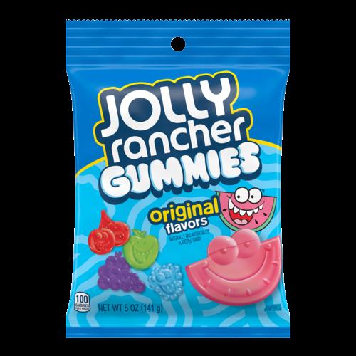 Hershey's Jolly Rancher Gummies Original Flavors, 141g
