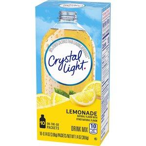 Crystal Light On The Go Lemonade, 39g