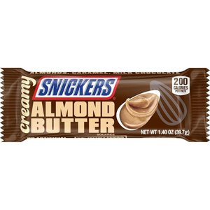 Snickers Creamy Almond Butter, 39g