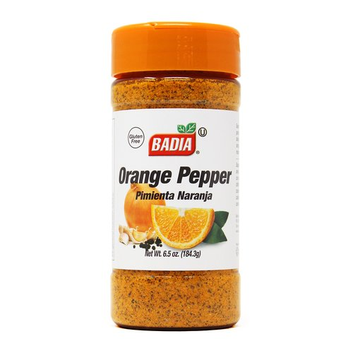 Badia Badia Orange Pepper, 184g