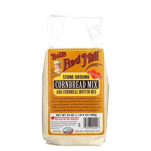 Bob's Red Mill Cornbread & Muffin Mix, 680g