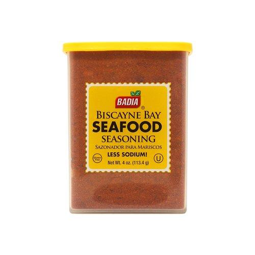 Badia Biscayne Bay Seafood Seasoning, 113g