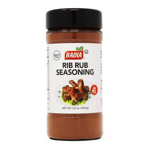 Badia Rib Rub Seasoning, 155g