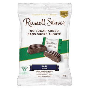 Russell Stover Dark Chocolate, 85g