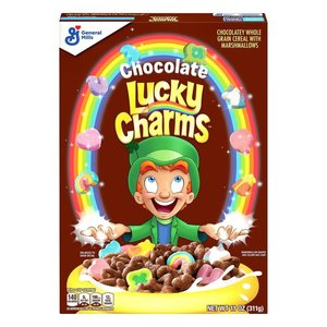 General Mills Lucky Charms Chocolate, 311g