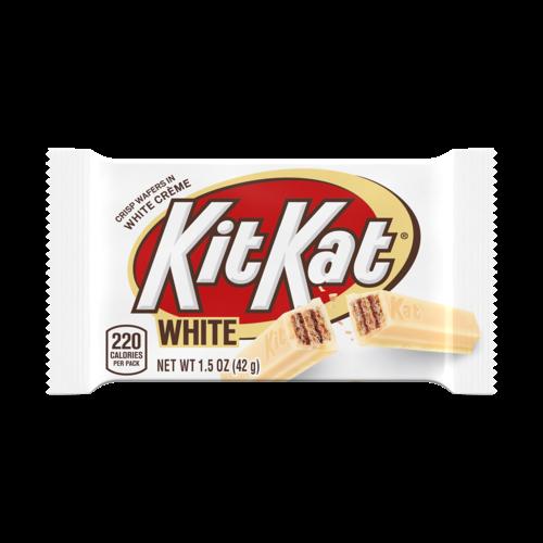 Hershey's Kit Kat White Chocolate, 42g