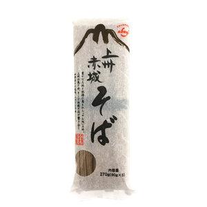 Akagi Shokuhin Joshu Akagi Soba Noedels, 270g